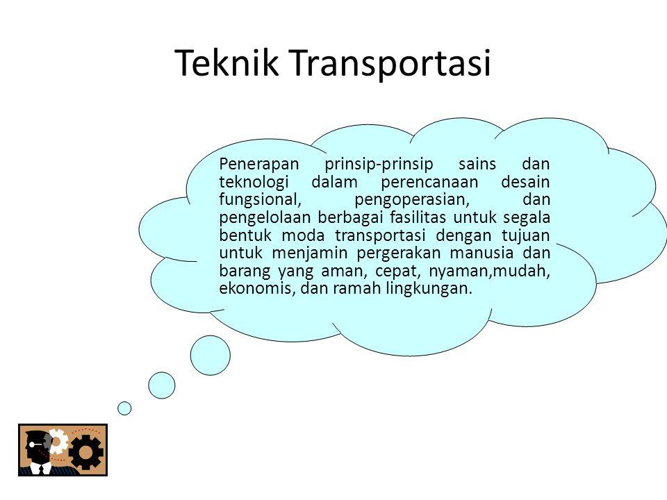 Teknik Transportasi