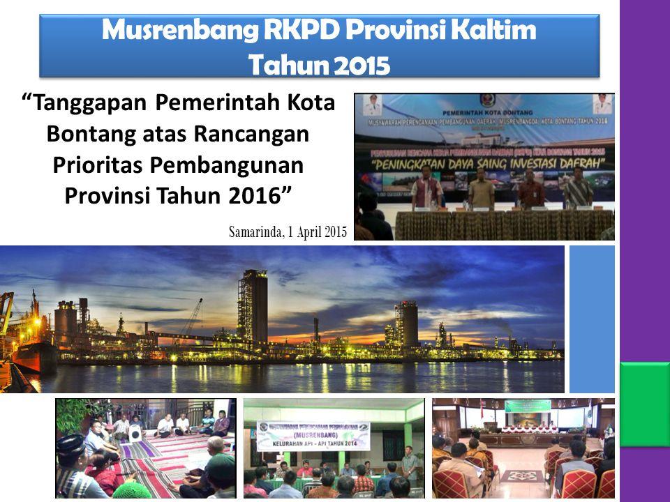 Musrenbang RKPD Provinsi Kaltim