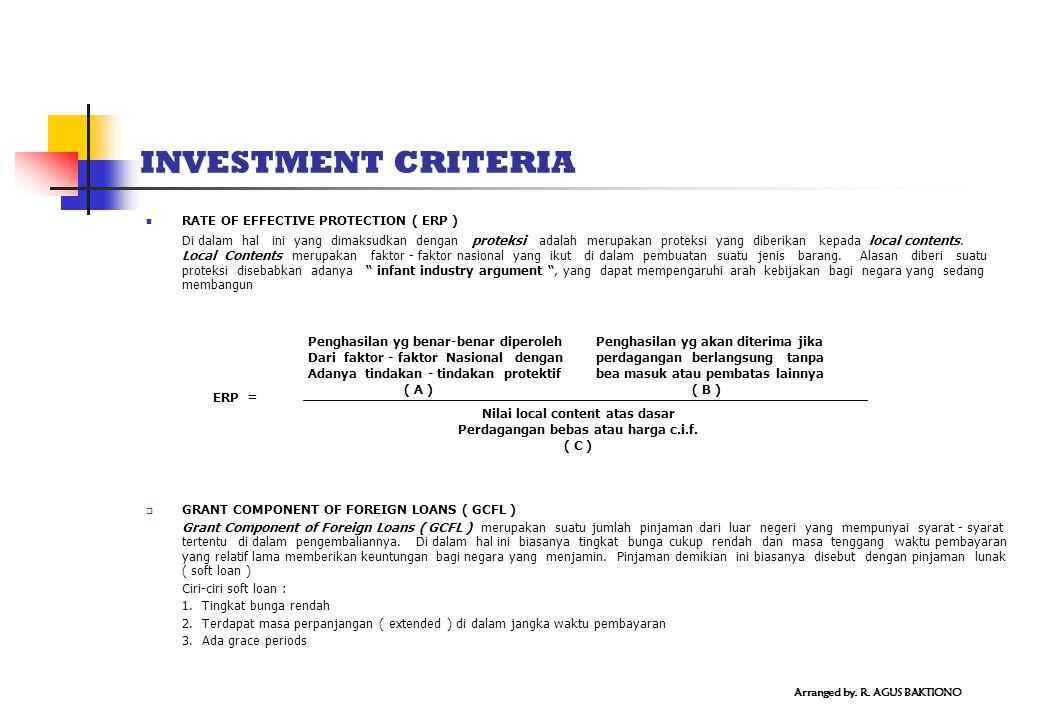 Nilai local content atas dasar Perdagangan bebas atau harga c.i.f.