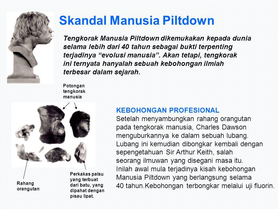 Skandal Manusia Piltdown