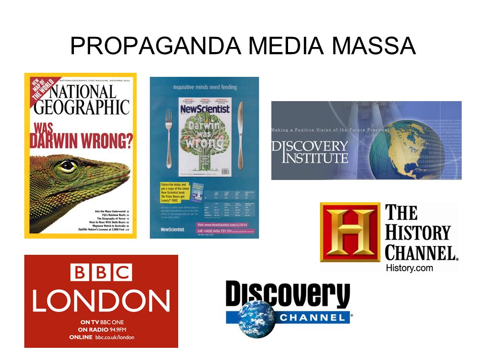 PROPAGANDA MEDIA MASSA