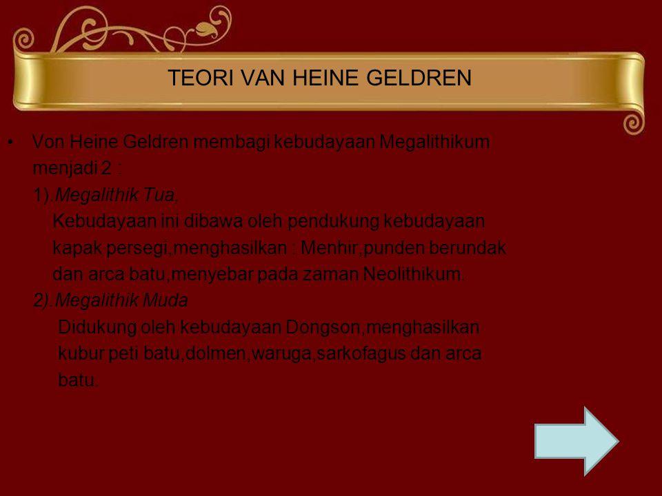 TEORI VAN HEINE GELDREN