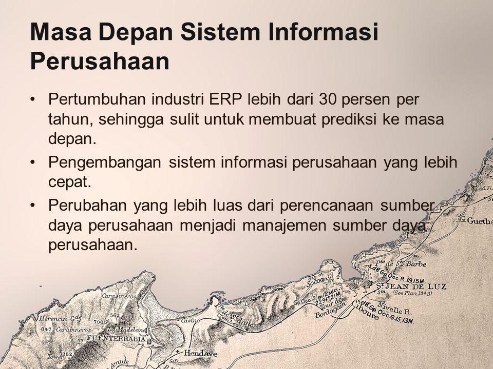 Masa Depan Sistem Informasi Perusahaan