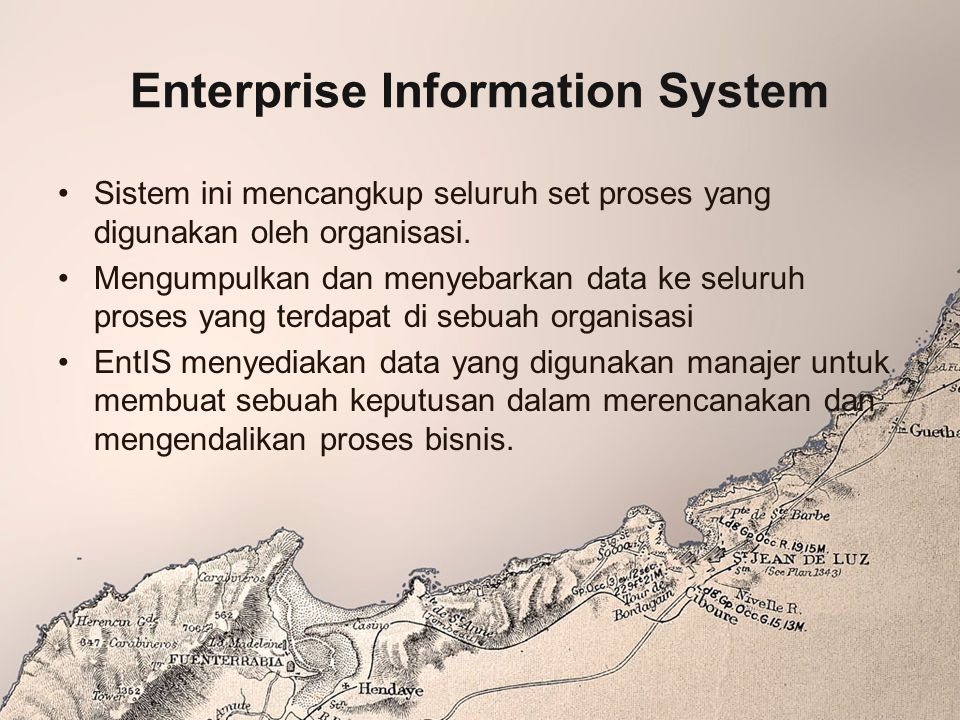 Enterprise Information System