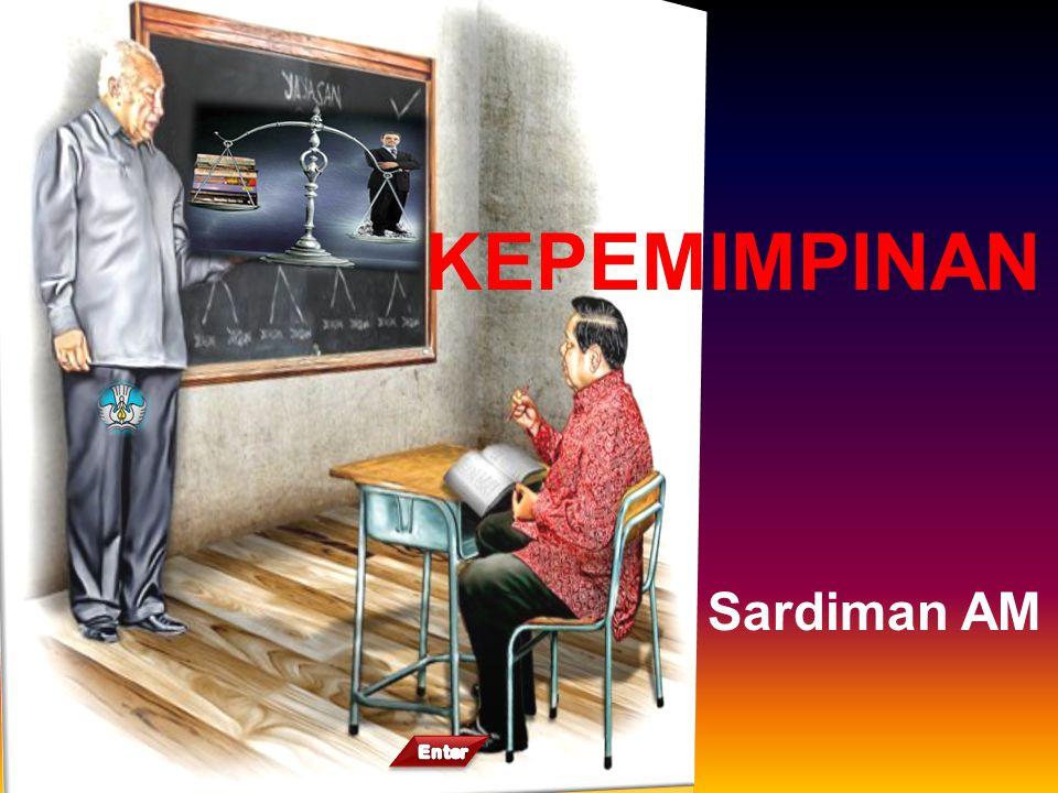 KEPEMIMPINAN Sardiman AM Enter