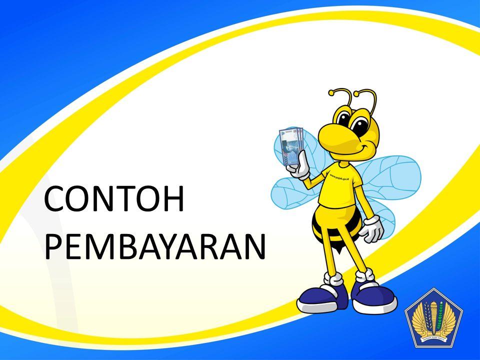 CONTOH PEMBAYARAN