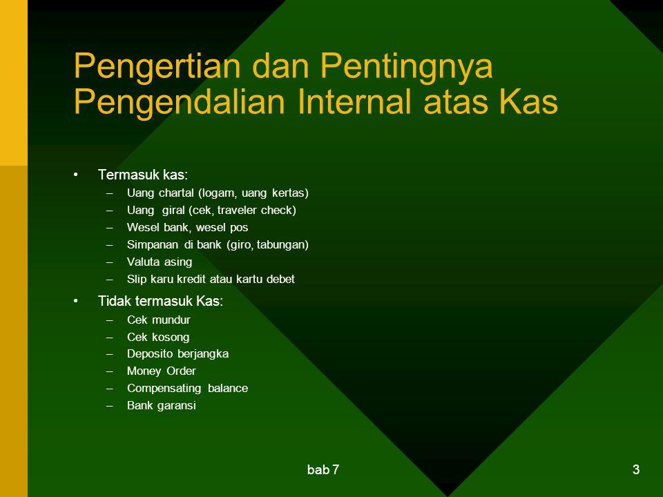Pengertian dan Pentingnya Pengendalian Internal atas Kas