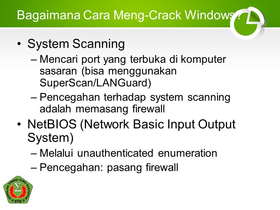 Bagaimana Cara Meng-Crack Windows