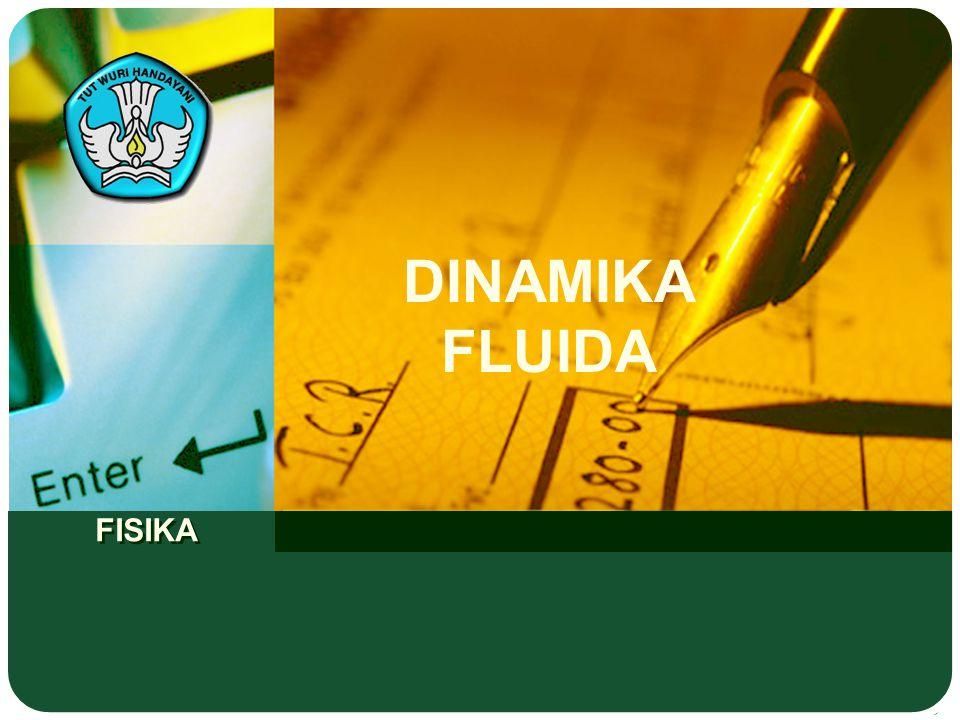 DINAMIKA FLUIDA FISIKA