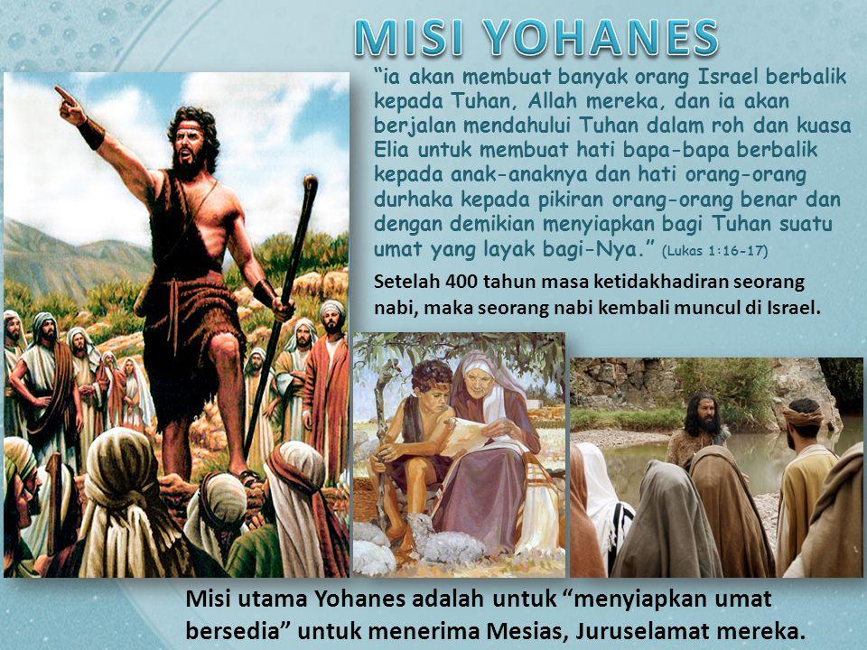 MISI YOHANES