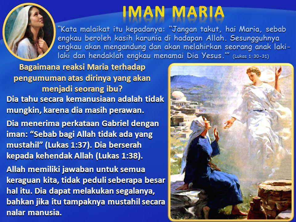 IMAN MARIA