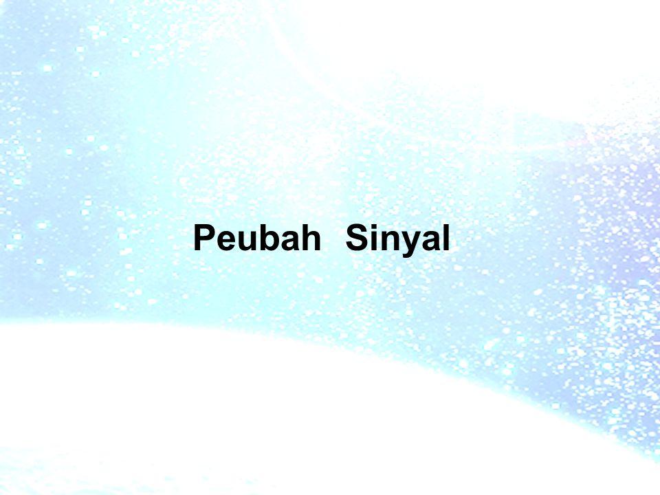 Peubah Sinyal