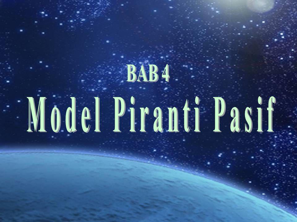 BAB 4 Model Piranti Pasif