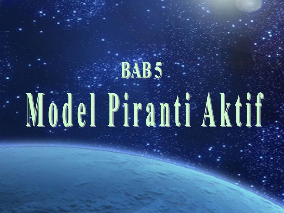 BAB 5 Model Piranti Aktif