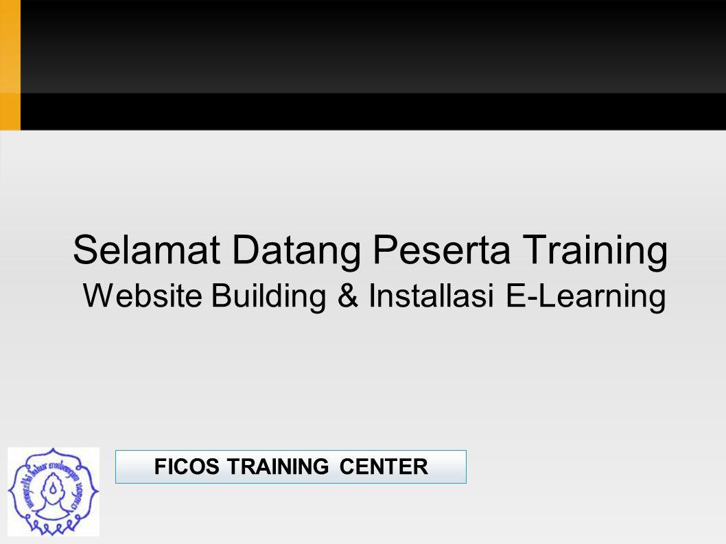 Selamat Datang Peserta Training