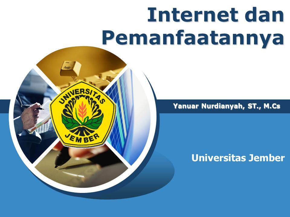 Internet dan Pemanfaatannya