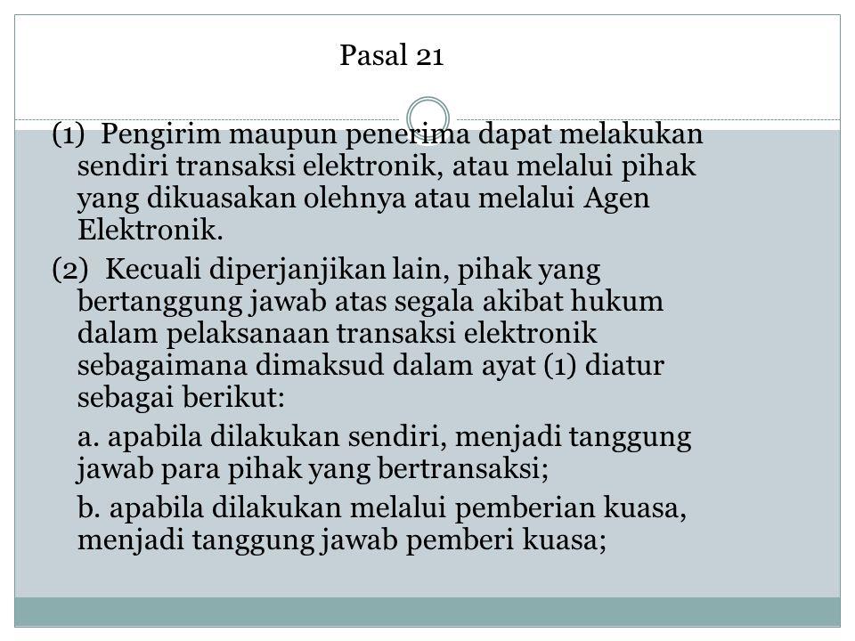 Pasal 21