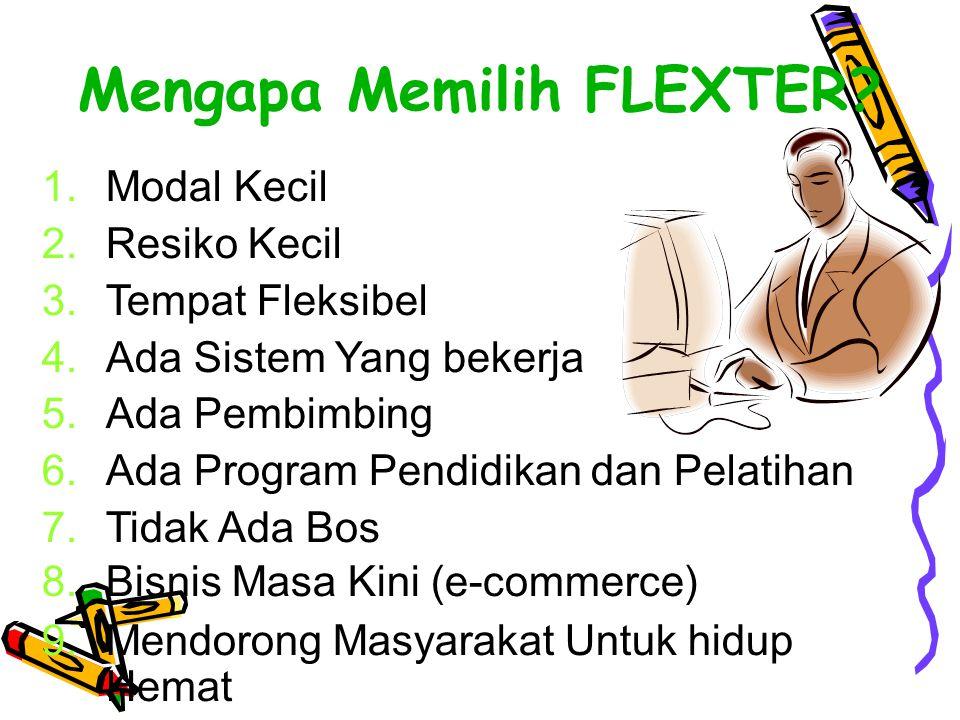 Mengapa Memilih FLEXTER