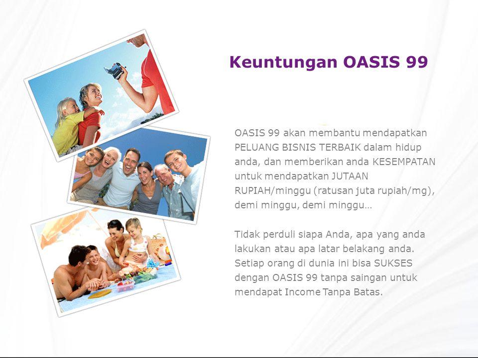 Keuntungan OASIS 99