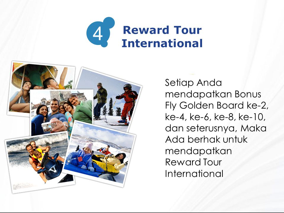 Reward Tour International