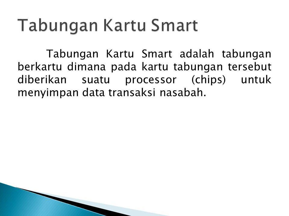 Tabungan Kartu Smart
