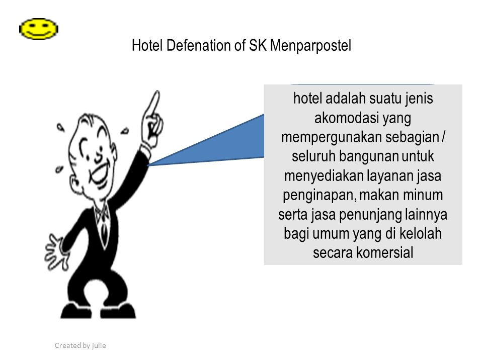 Hotel Defenation of SK Menparpostel