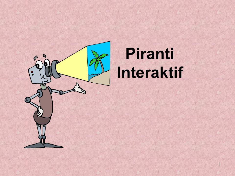 Piranti Interaktif