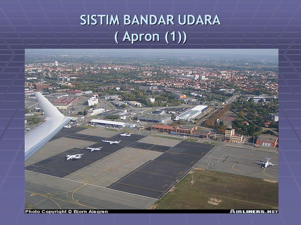 SISTIM BANDAR UDARA ( Apron (1))