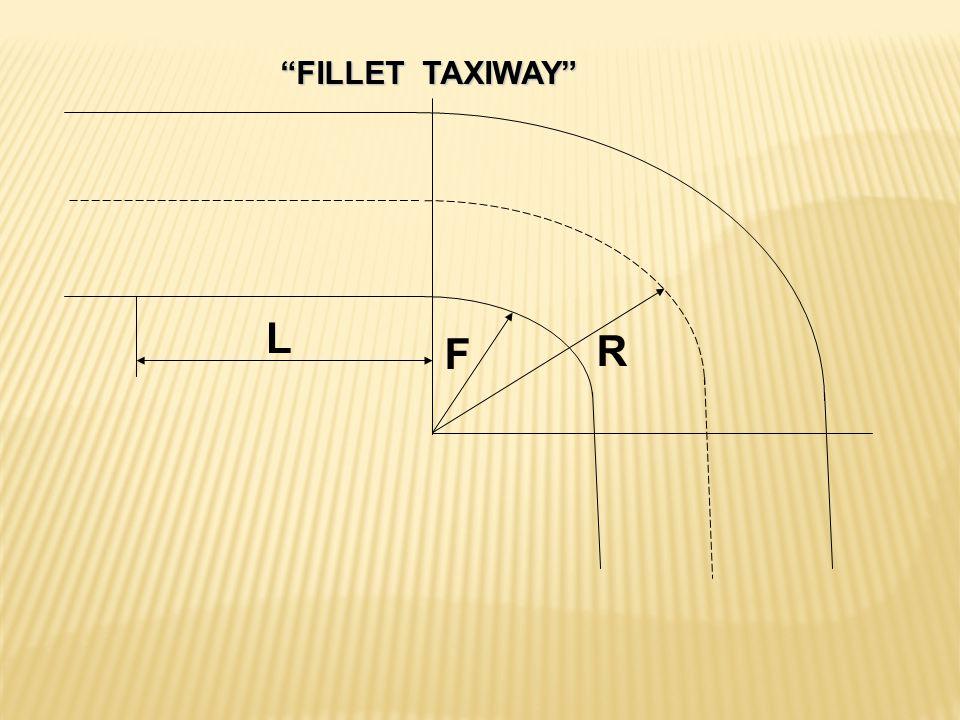 FILLET TAXIWAY L F R