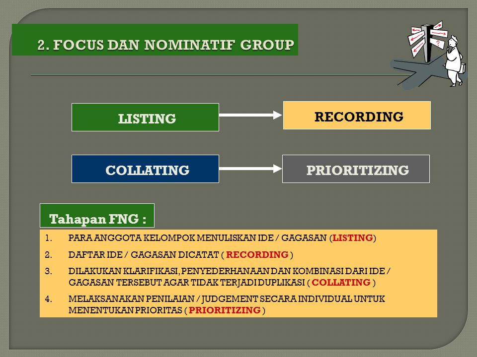 2. FOCUS DAN NOMINATIF GROUP