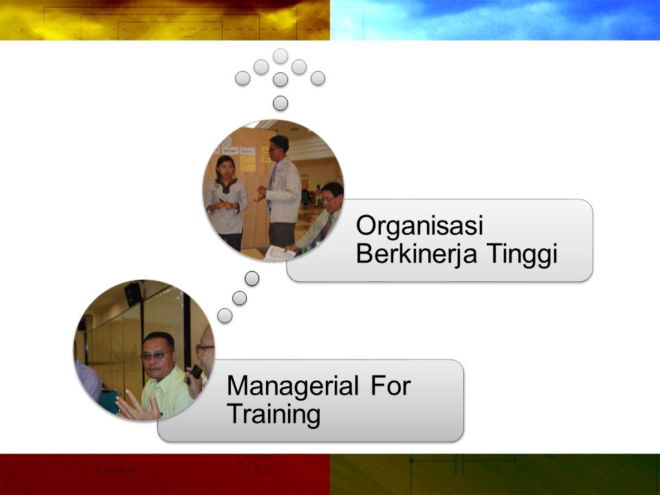 Managerial For Training