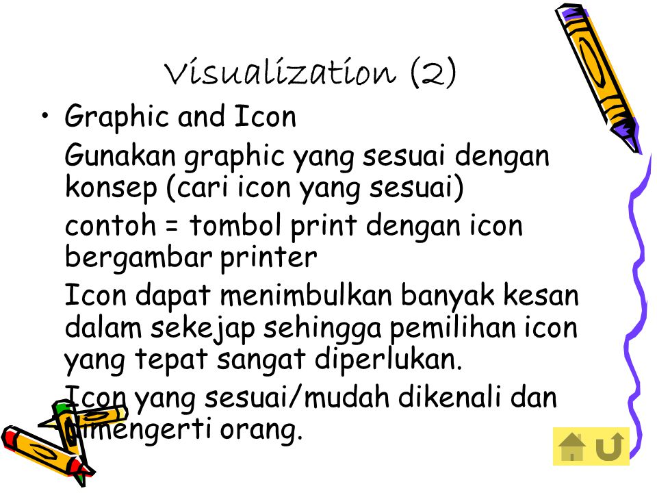 Visualization (2) Graphic and Icon