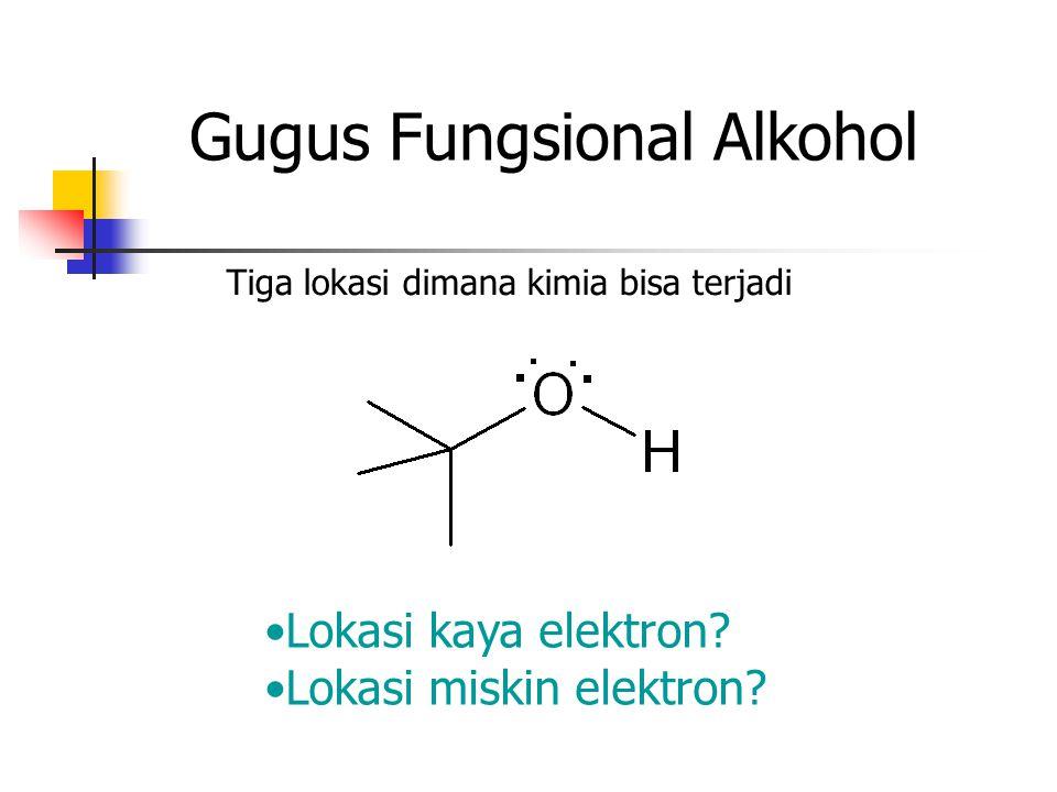 Gugus Fungsional Alkohol