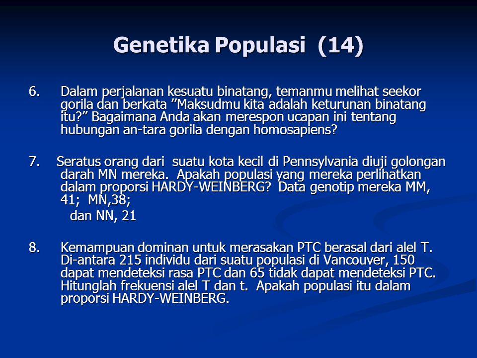 Genetika Populasi (14)
