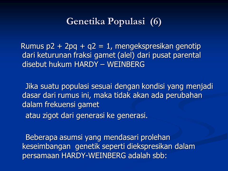Genetika Populasi (6)