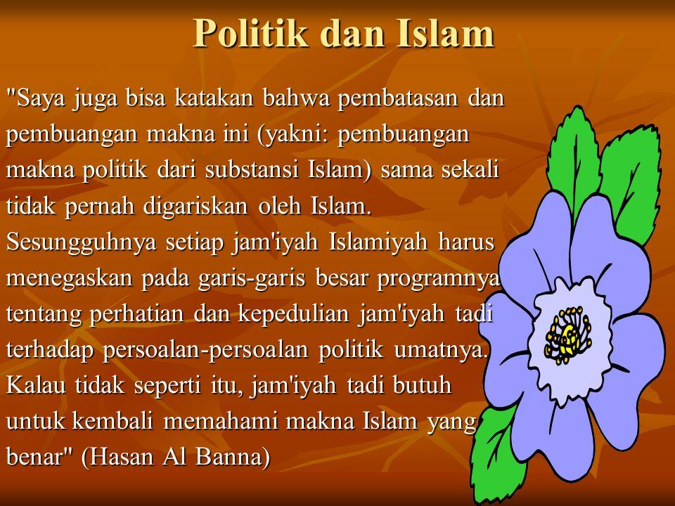 Politik dan Islam