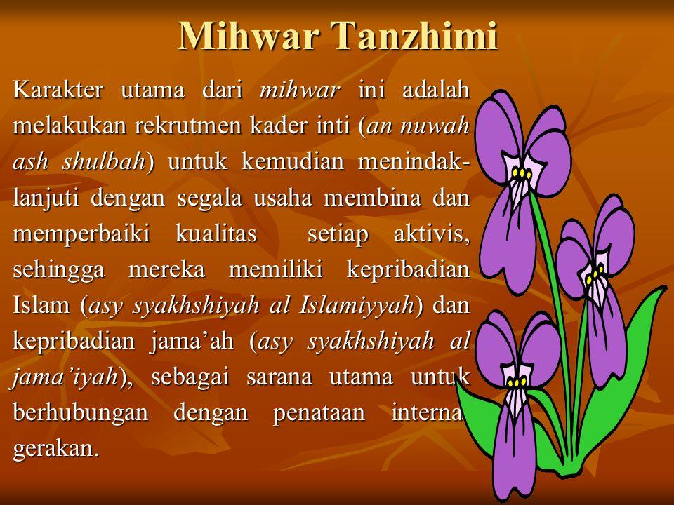 Mihwar Tanzhimi