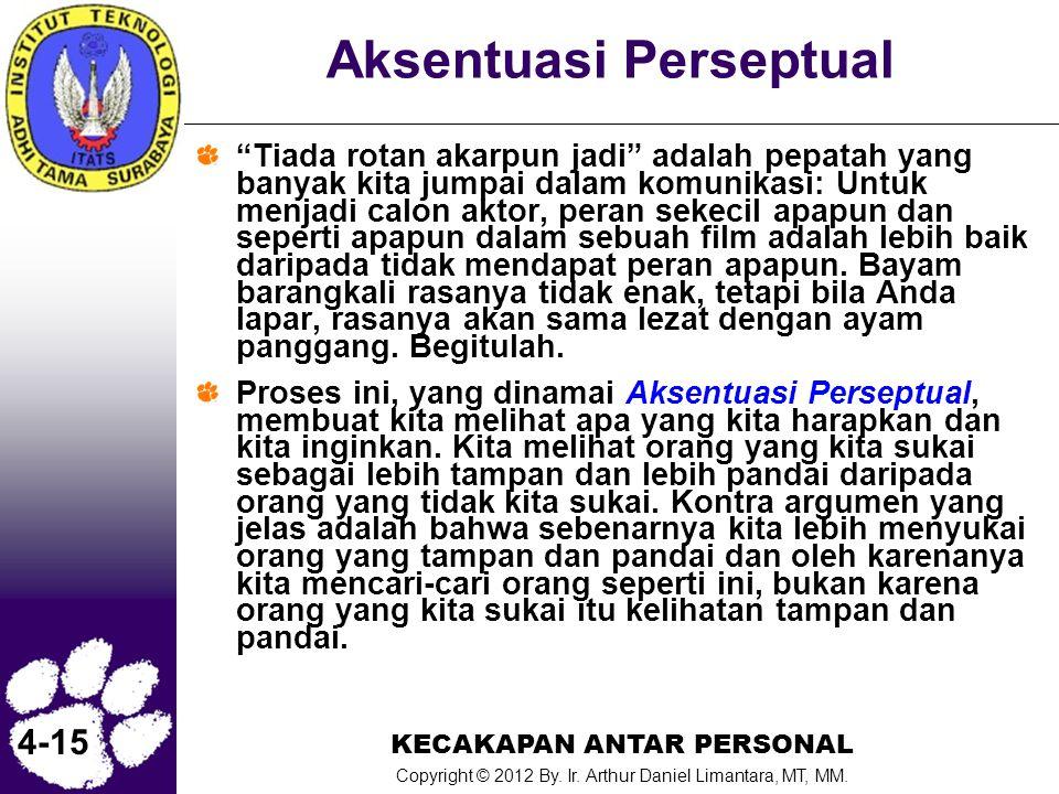 Aksentuasi Perseptual