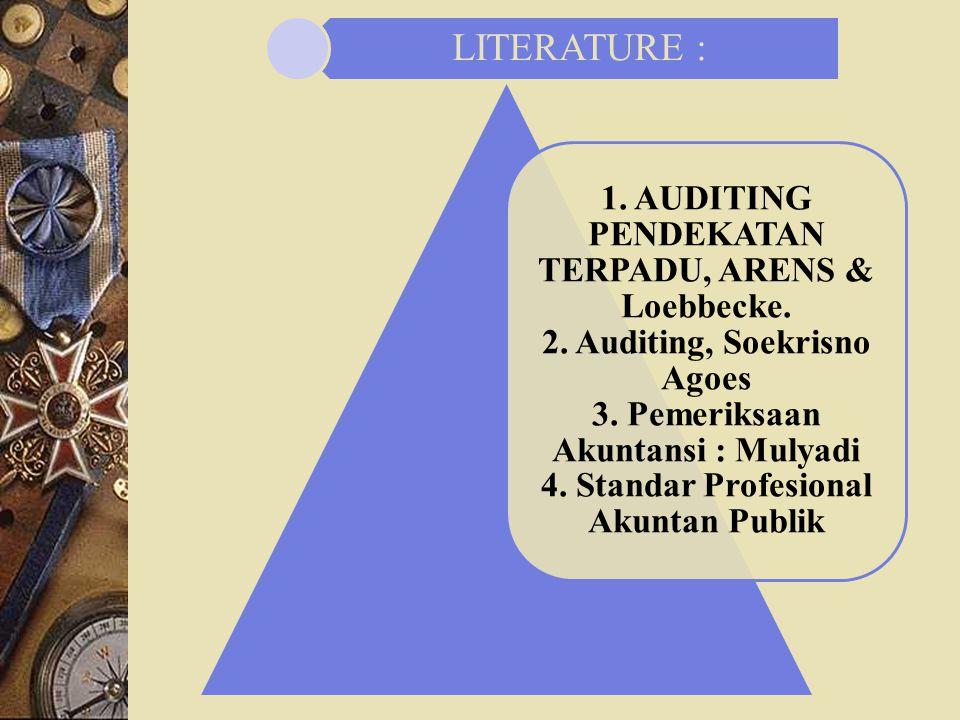 LITERATURE :