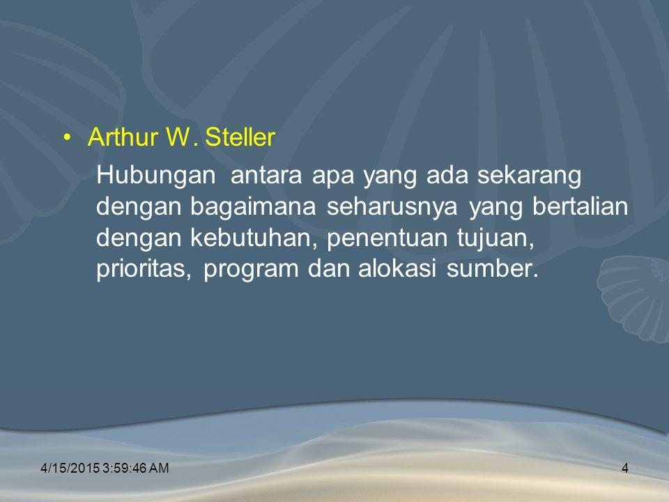 Arthur W. Steller