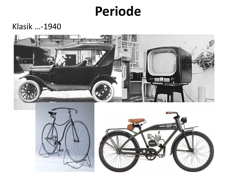 Periode Klasik …-1940
