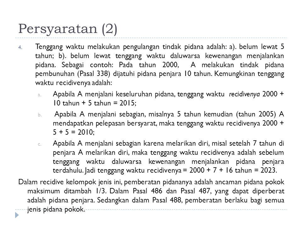 Persyaratan (2)