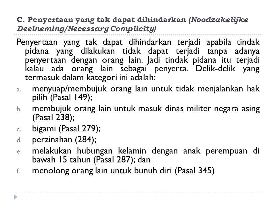 menolong orang lain untuk bunuh diri (Pasal 345)