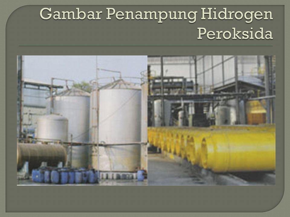 Gambar Penampung Hidrogen Peroksida