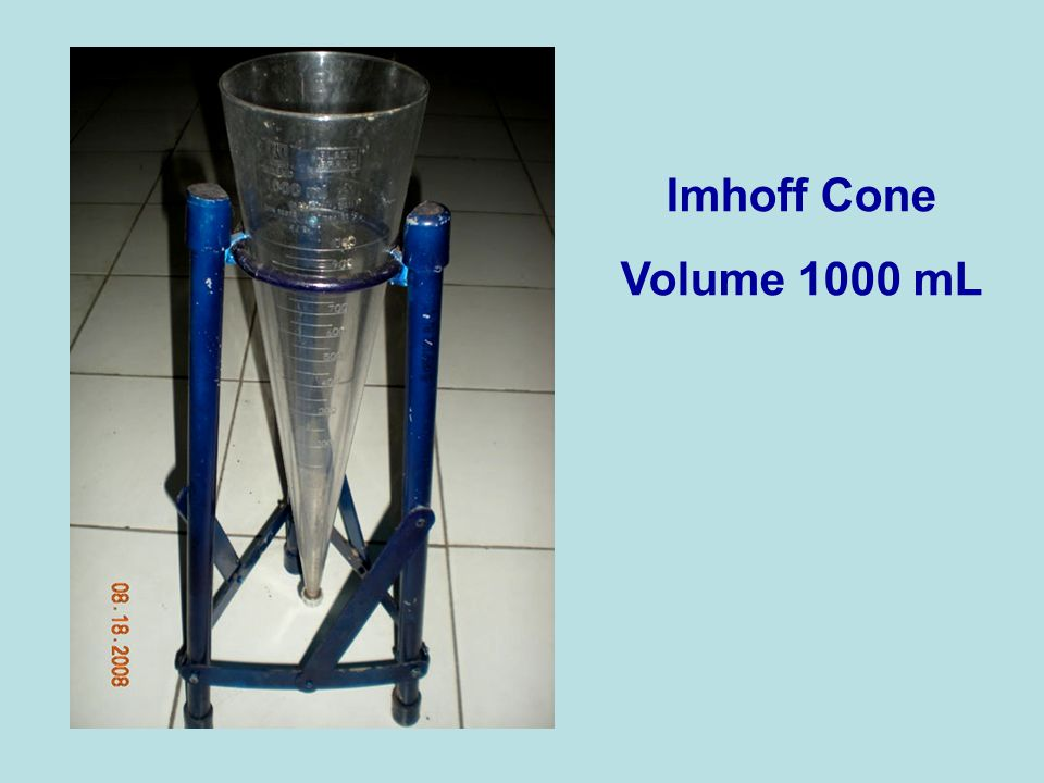 Imhoff Cone Volume 1000 mL