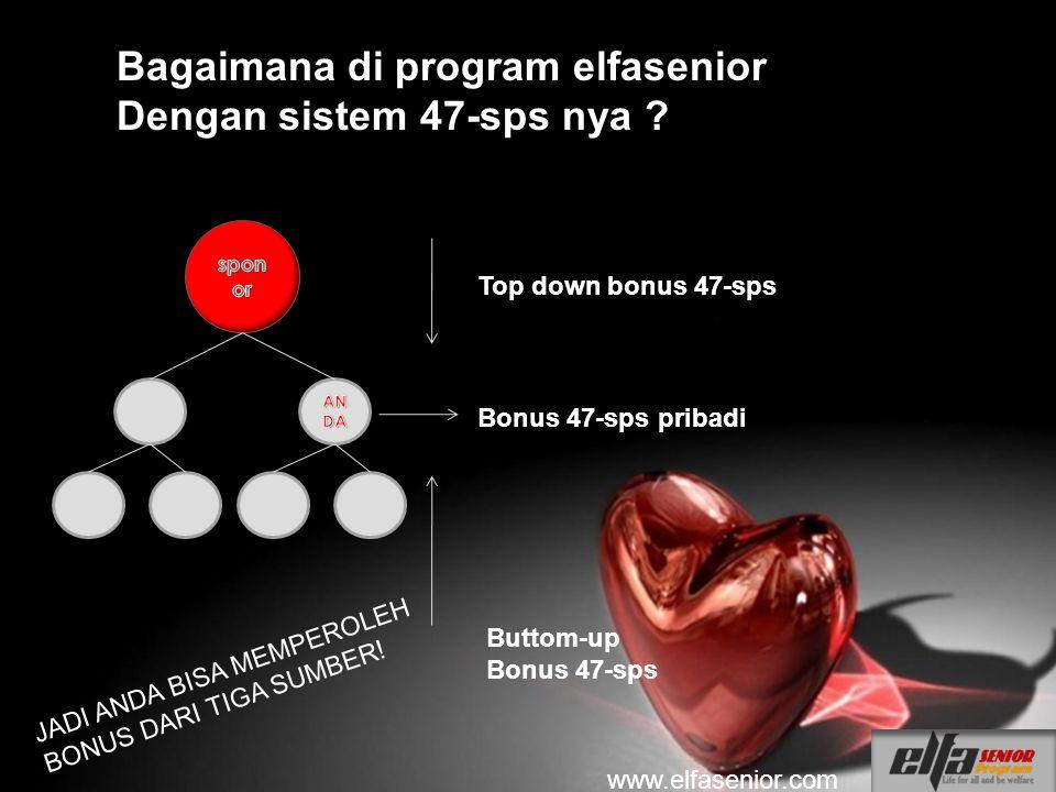 Bagaimana di program elfasenior Dengan sistem 47-sps nya