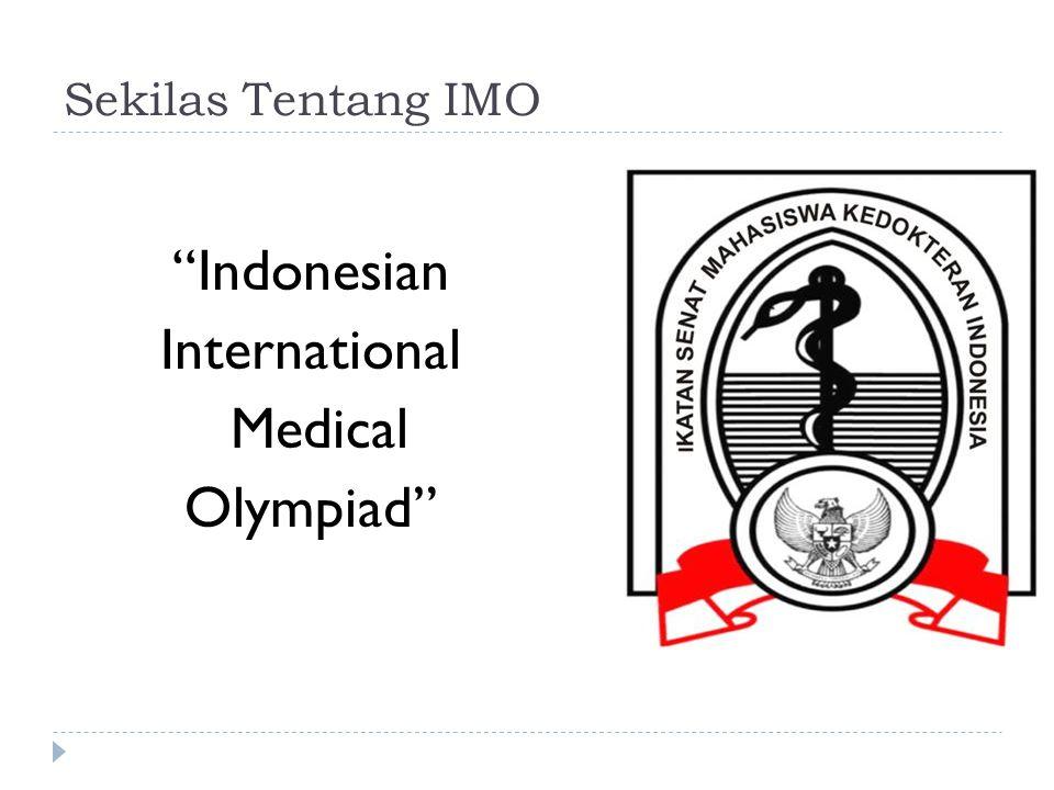 Indonesian International Medical Olympiad
