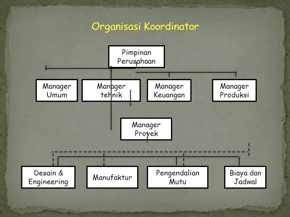 Organisasi Koordinator
