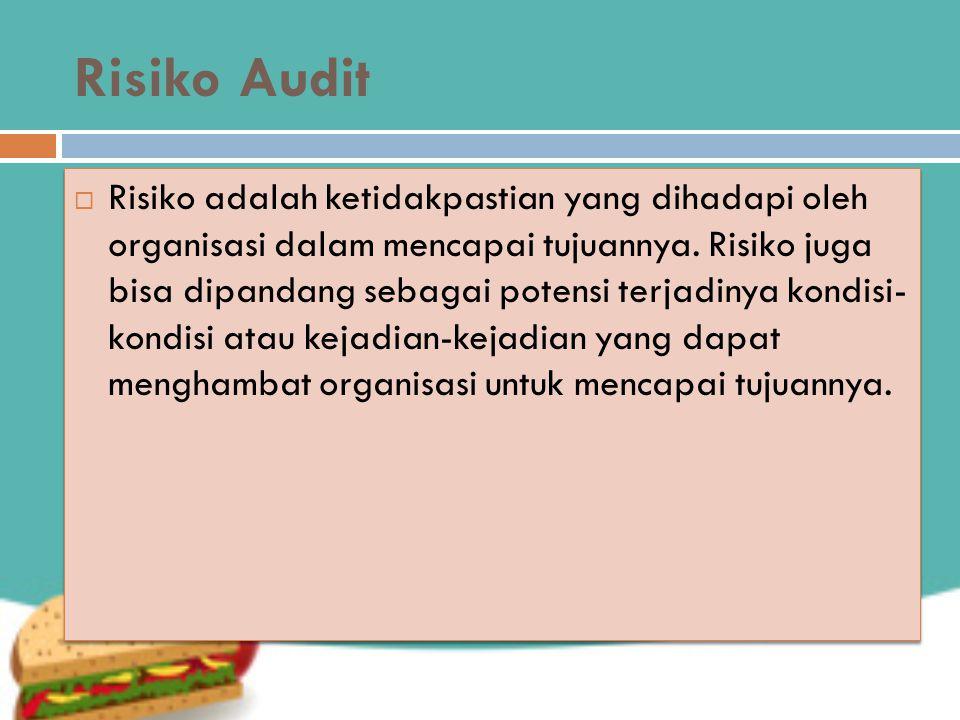 Risiko Audit