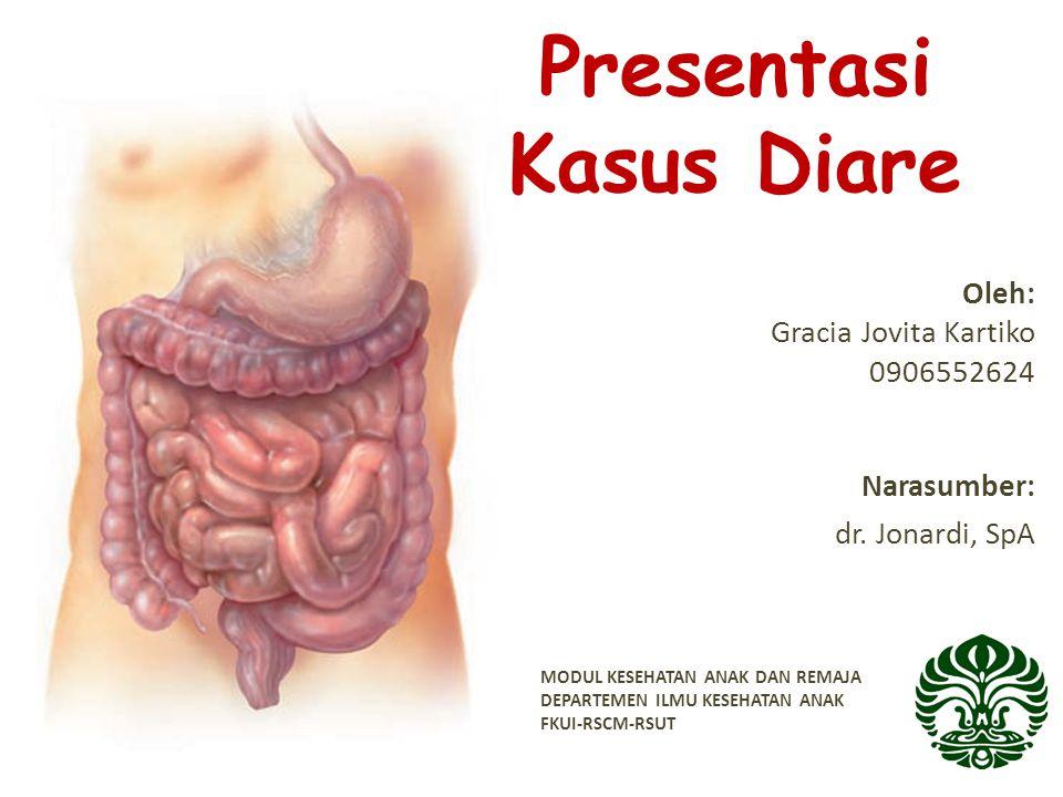 Presentasi Kasus Diare